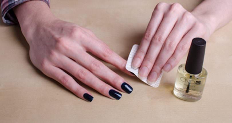 Как самой покрыть ногти шеллаком
